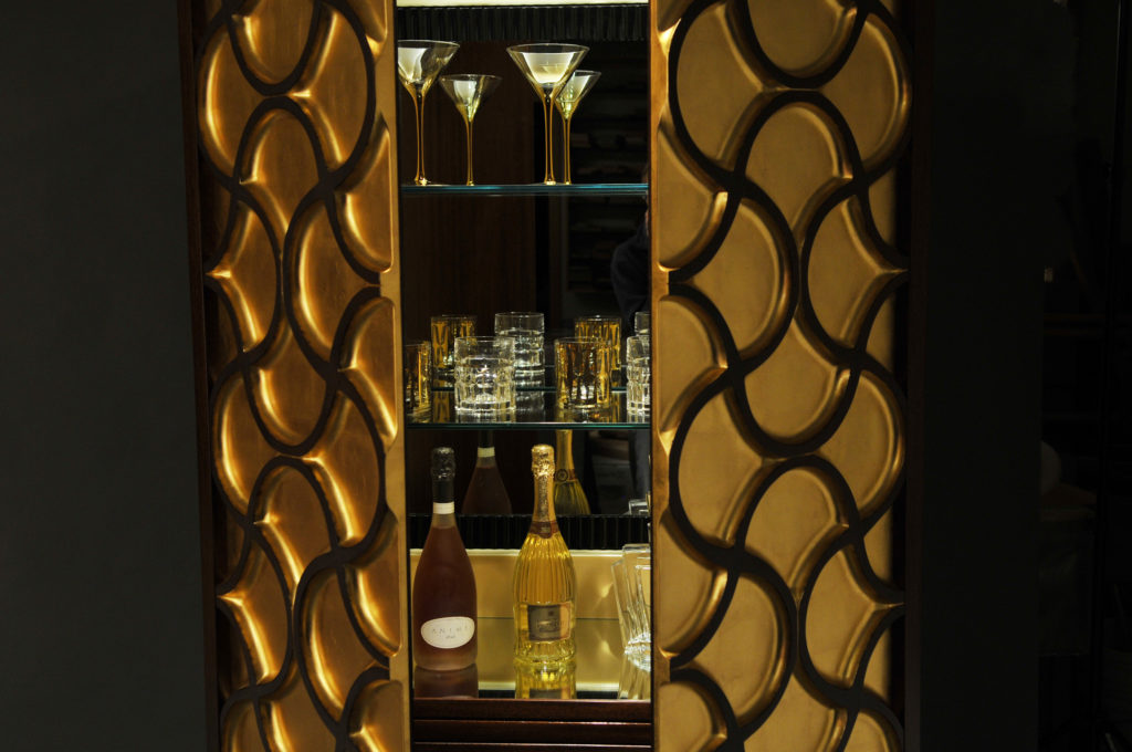 Gold-Leaf-Bar-Doors-Ajar